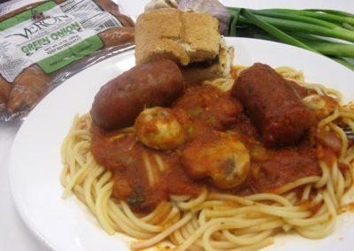 cajun-spaghetti